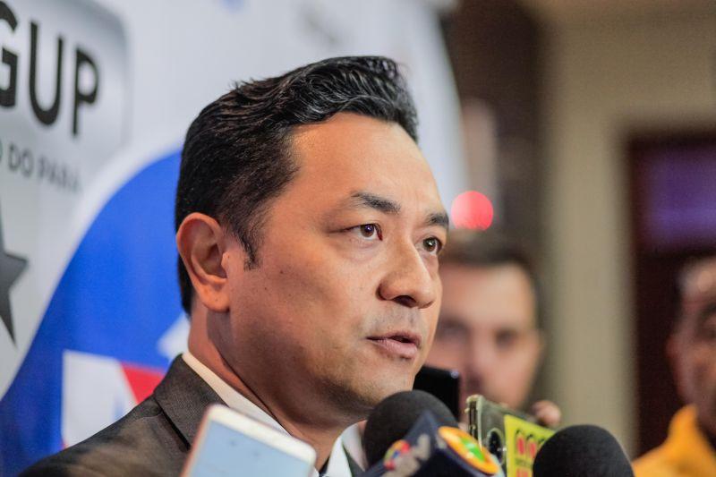 5305 coletivadesmatamento semas mayconnunes agpara69 - Governo anuncia integração nacional e internacional para combater o desmatamento ilegal