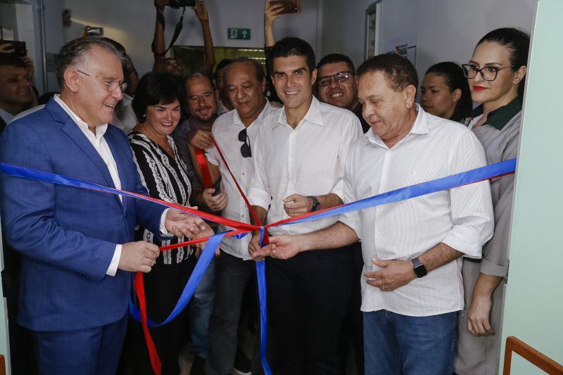 5699 2733586d 1546 1c2d 2ca3 ead44ae07557 - Governo inaugura Setor de Hemodiálise e amplia atendimento no Hospital Regional em Marabá
