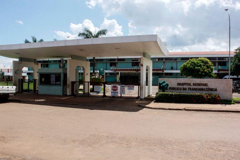 O HRPT é referência de atendimento de qualidade à população dos dez municípios da Região de Integração Xingu