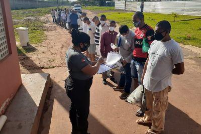Seap fraciona saída temporária de detentos para garantir direitos sem fragilizar segurança pública