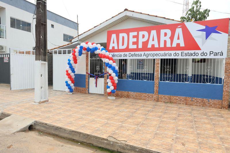 Unidade Local de Sanidade Agropecuária da Adepará atende seis municípios do Sudeste