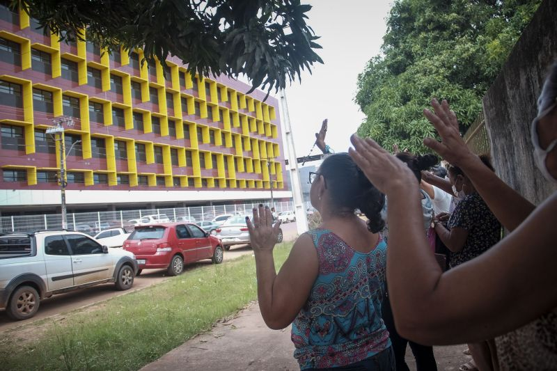 Hospital Regional de Itaituba, no Sudoeste do Pará, também foi essencial nos picos da pandemia de Covid-19
