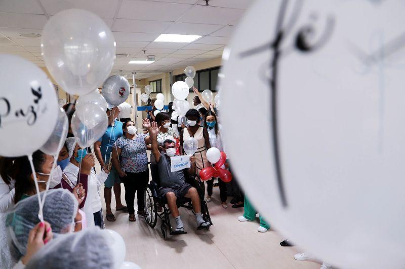 O empenho do Governo do Pará, aliado à fé dos pacientes, permitiu que mais de meio milhão de pessoas vencessem a Covid-19