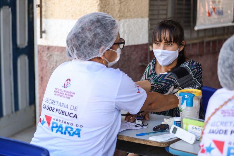 No Pará, as ações do SUS chegam a milhões de habitantes com os investimentos do governo do Estado