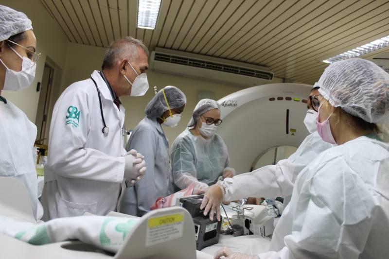 O Hospital de Clínicas é um centro especializado no Pará para tratamento de cardiopatias congênitas