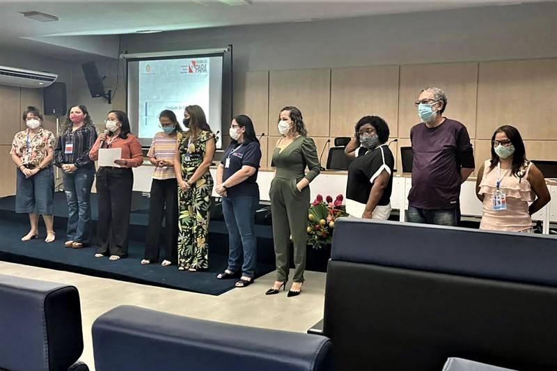 Os profissionais dos municípios estão sendo preparados para as atividades assim que a pandemia for amenizada