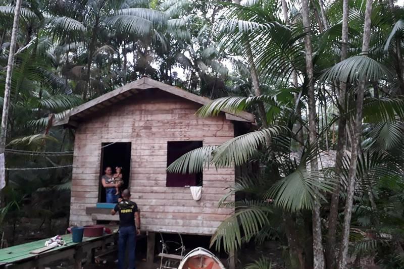 Moradores relataram aos agentes da Sespa a presença de barbeiros nas casas