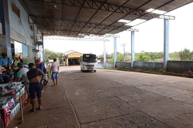 """A Estação Rodoviária """"Celso Rufino de Paiva"""" passará por reforma em toda a estrutura"""