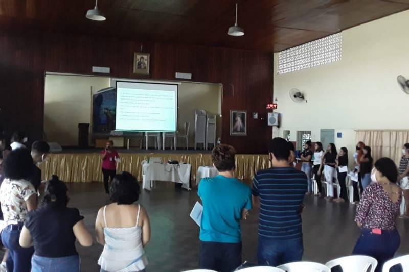 Os cursos do 'Capacita Pará' atendem aos públicos feminino e masculino
