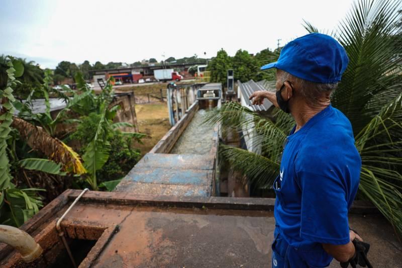 O sistema entregue em maio deste ano acabou com uma espera de décadas pelo abastecimento de água