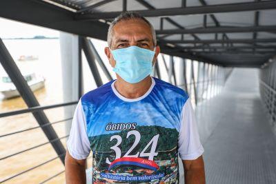 Jaime Silva, prefeito de Óbidos: