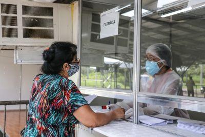 A Poli também entrega aos pacientes medicamentos prescritos pela equipe médica