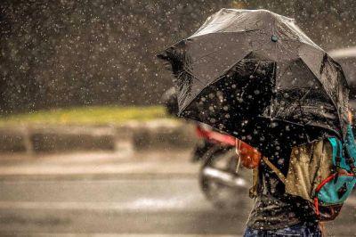 Abril ainda reserva chuva em quase todas as regiões do território paraense