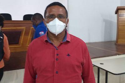 O secretário de Agricultura de Bagre, Ednon Pereira, acredita nos benefícios da ferramenta de controle