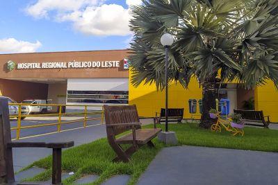 O Hospital Regional em Paragominas é referência para a região