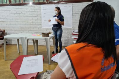As oficinas preparam os municípios para as UsiPaz