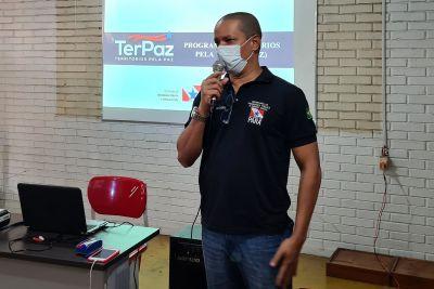Luciano Oliveira, coordenador do Gabinete de Gestão Operacional