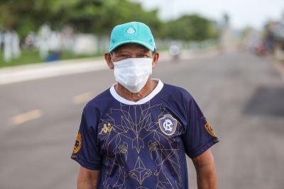 Bertino Fialho é um dos moradores beneficiados