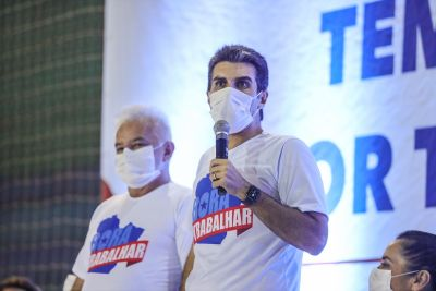Helder Barbalho garantiu a Agência do Hemopa no município