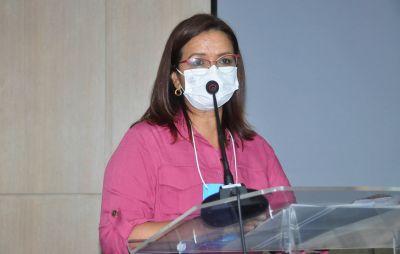 Andréa Miranda, coordenadora de IST/Aids